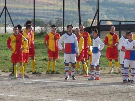 Calcio II^ categoria calabrese ASD Peppe Zaccaro Frascineto- Amendolara